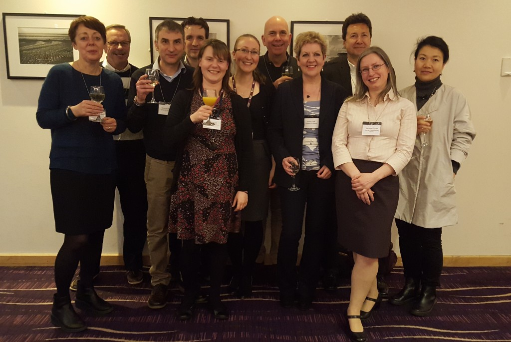 Editorial Team Photo - JMS Conf 2016