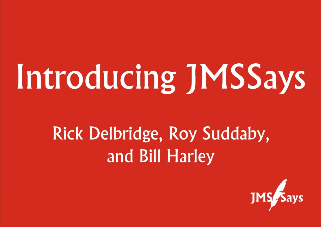 Introducing JMSSays
