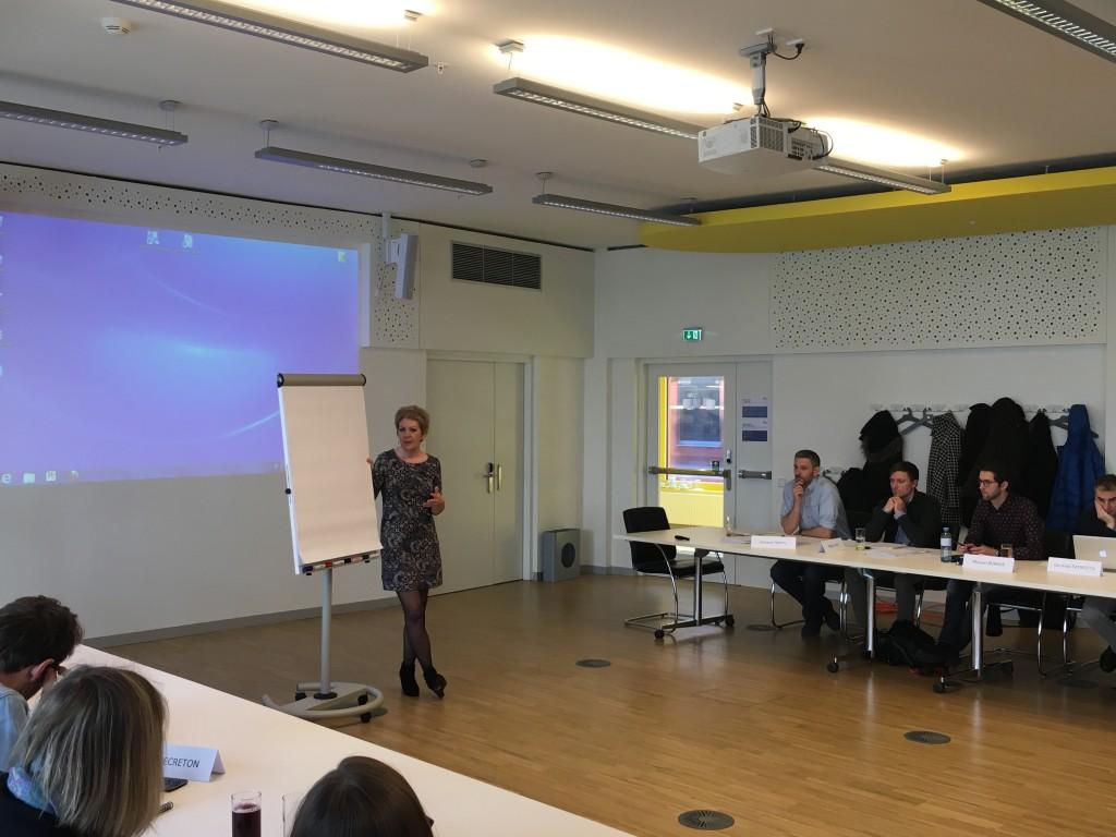 JMS - Vienna Workshop 1