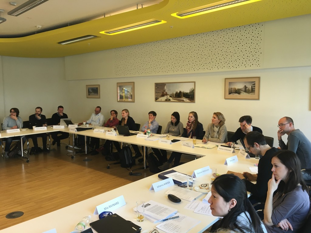 JMS - Vienna Workshop 3