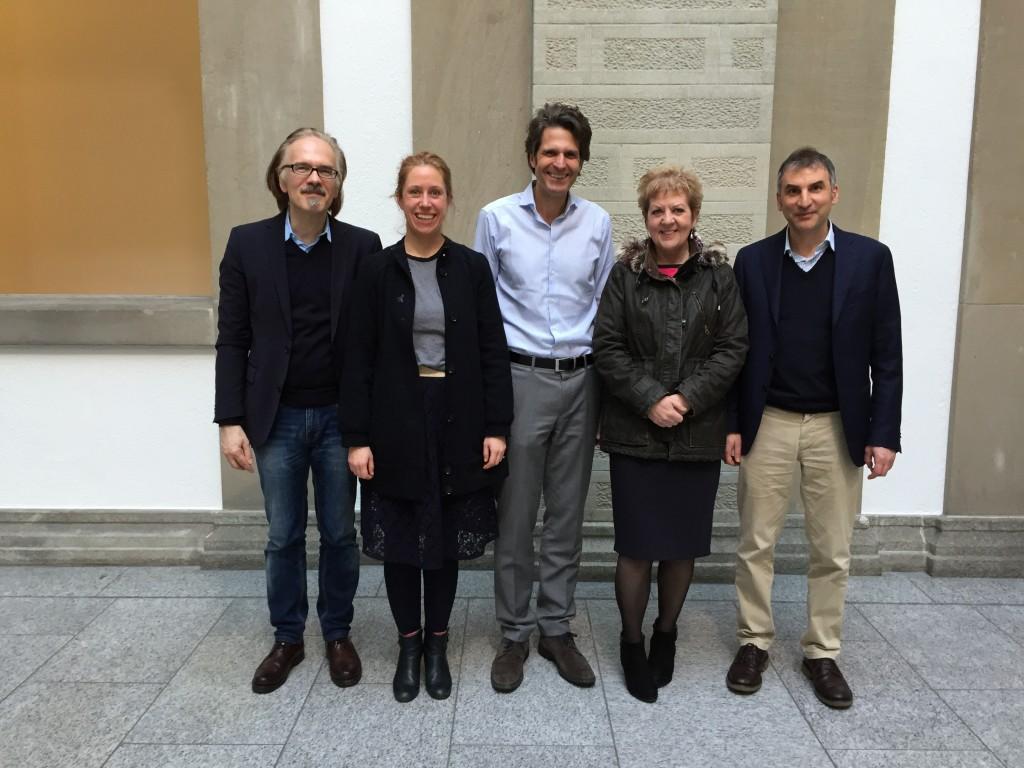 JMS Workshop - Zurich 1