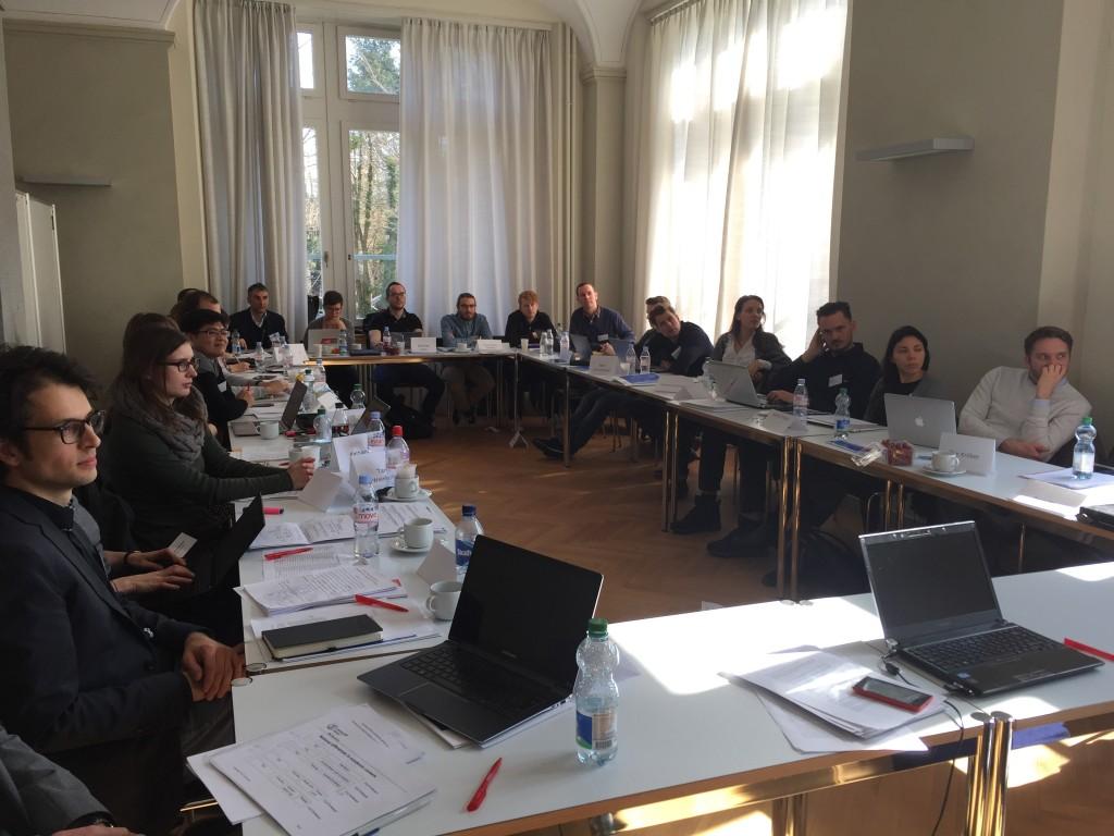 JMS Workshop - Zurich 2