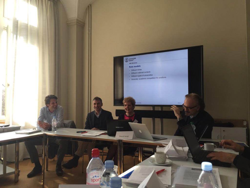 JMS Workshop - Zurich 3