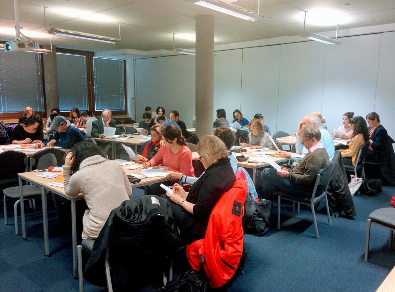 Nottingham JMS Workshop